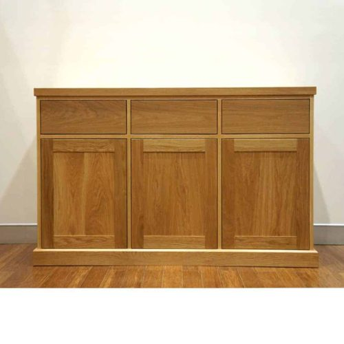 Buffet Sideboard is solid wood custom made and designed by joinery Buywood Furniture, Brisbane.