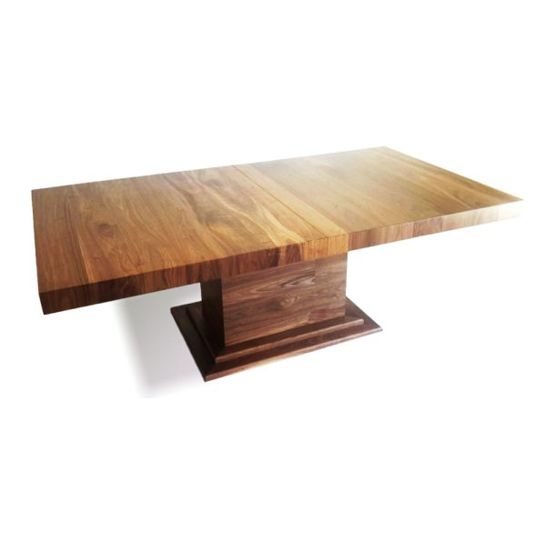 Abington Extension Table - Custom Made and Designed by Buywood Furniture Joinery in Brisbane.