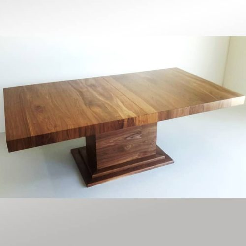 Abington Table - Custom Made and Designed by Buywood Furniture Joinery in Brisbane.