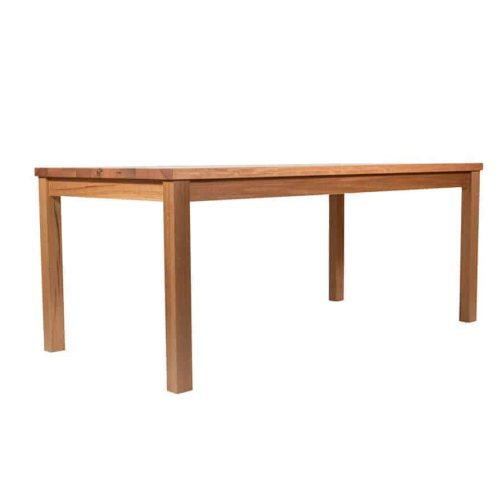 Forbes Dining Table custom and designed by furniture maker Buywood Furniture joinery in Brisbane