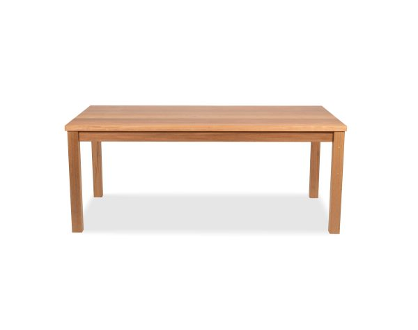 Forbes Dining Table custom made by joinery Buywood Furniture, Brisbane